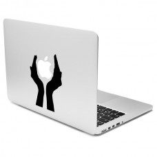 Кейс для MacBook Case It наклейка на корпус Holding Hands (CSMA13DLHOH)