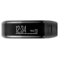 Smart Браслет Garmin vivosmart HR Black Regular (010-01955-12)